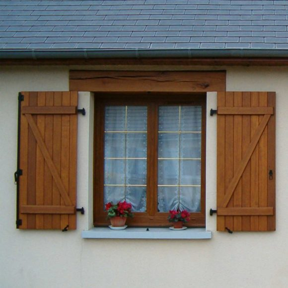Fenêtre PVC Giteau menuiserie Ille-et-Vilaine 35 Vitré