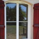 Portes fenêtre Giteau menuiserie Mayenne 53 Meslay-du-Maine Laval