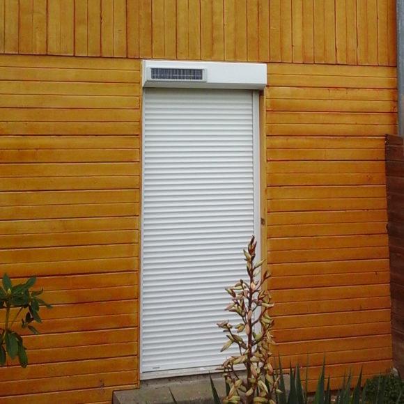 Volets roulants solaires Giteau menuiserie Maine-et-Loire 49 Angers