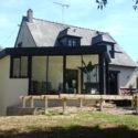 véranda toit palt Giteau menuiserie Sarthe 72 Sablé-sur-Sarthe