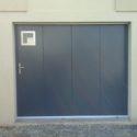 Porte de garage Giteau menuiserie Mayenne 53