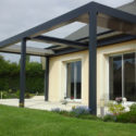 Pergola Giteau menuiserie Sarthe 72 Sablé-sur-Sarthe