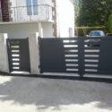 Portail Giteau menuiserie Sarthe 72 Sablé-sur-Sarthe